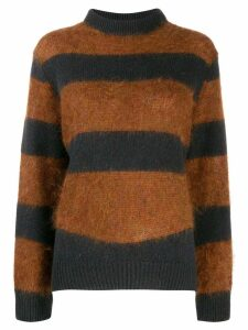 Roseanna striped jumper - Brown