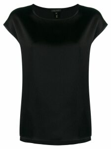 Escada short-sleeved blouse - Black