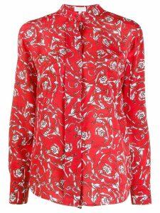 Escada Sport floral print shirt - Red