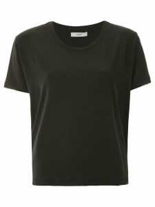 Egrey short sleeves T-shirt - Black