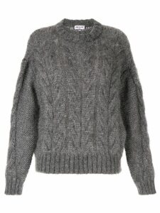Paul & Joe oversized Kannecy jumper - Grey