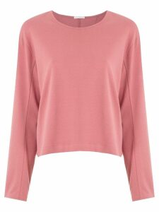 Osklen Rustic Cool Shape blouse - PINK