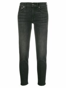 Polo Ralph Lauren cropped skinny jeans - Black