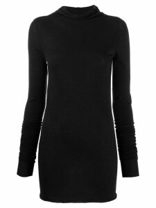 Rick Owens Lilies fine knit T-shirt - Black