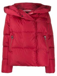 Freedomday Ginevra jacket - Red
