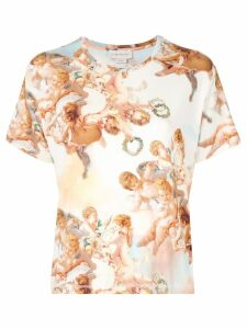 Karen Walker Cumulus printed T-Shirt - Multicolour