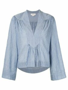 Karen Walker Seascape top - Blue