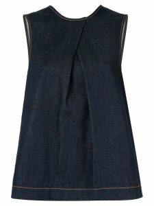 Karen Walker Tide top - Blue