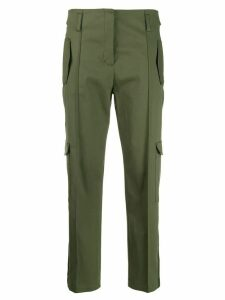 Dorothee Schumacher cropped length trousers - Green