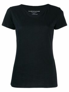 Majestic Filatures basic T-shirt - Black