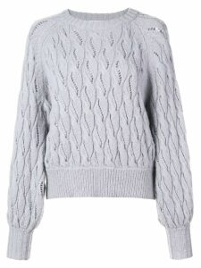 Cinq A Sept Campbell sweatshirt - Blue