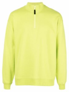Opening Ceremony logo print sweatshirt - Yellow
