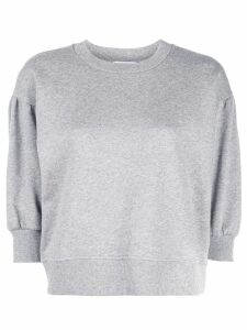 Opening Ceremony 3/4 sleeves sweatshirt - Grey