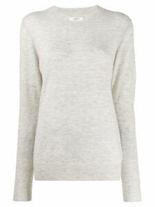 Isabel Marant Étoile round neck sweater - Grey