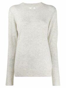 Isabel Marant Étoile round neck sweater - Grey