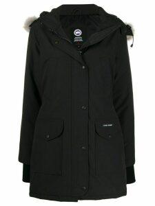 Canada Goose hooded padded parka - Black
