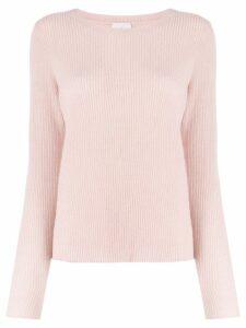 Le Kasha Dublin cashmere jumper - PINK
