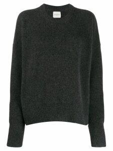Le Kasha evreux oversized jumper - Grey