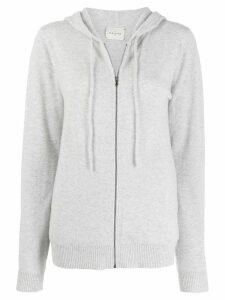 Le Kasha jaipur cashmere hoodie - Grey