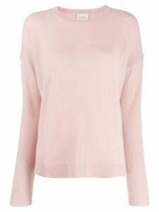 Le Kasha Crete long sleeve jumper - PINK