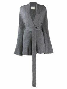 Le Kasha Yatomi cardigan - Grey