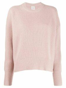 Le Kasha evreux oversized jumper - Pink