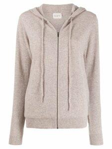 Le Kasha Jaipur cashmere hoodie - Brown