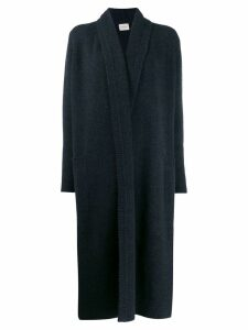 Le Kasha italy long-line cardigan - Blue