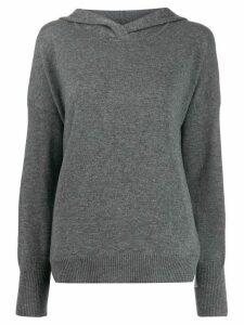 Le Kasha Riga hoodie - Grey