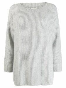Le Kasha hyeres cashmere jumper - Grey