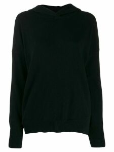 Le Kasha Riga hoodie - Black