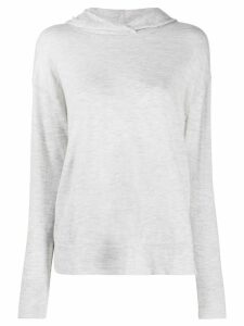 Le Kasha Madrid hoodie - Grey