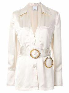 Acler Soto blouse - White
