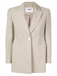 CAMILLA AND MARC Olsen single-breasted blazer - Grey