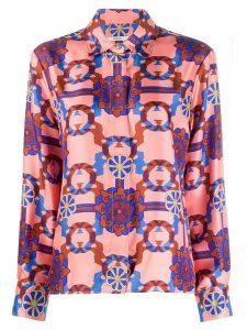 Odeeh printed shirt - PINK