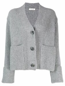Falke cable knit cardigan - Grey