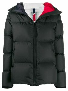 Rossignol logo patch padded jacket - Black