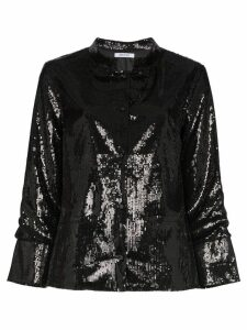 Deitas China sequin-embellished jacket - Black