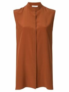 The Row Tara top - Brown