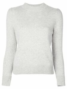 Co fitted cashmere jumper - Grey