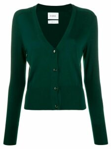 Barrie v-neck cashmere cardigan - Green
