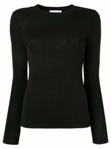 Rachel Gilbert Kendrix sleeve top - Black