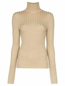Toteme Palmi knitted jumper - Neutrals