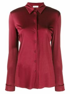 Emilio Pucci button-down shirt - Red