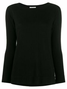 Snobby Sheep long sleeved sweatshirt - Black