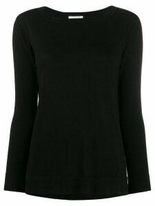 Snobby Sheep long sleeved sweatshirt - Black