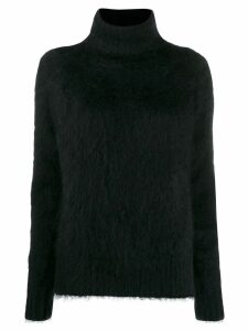 Gianluca Capannolo textured sweater - Black