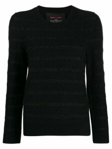 Marc Jacobs Sofia Loves The Glam jumper - Black