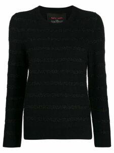 Marc Jacobs Sofia Loves The Glam jumper - Black