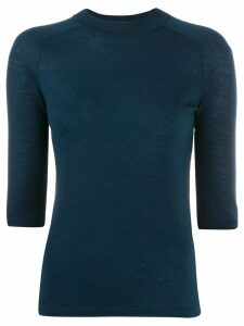 Vince marl knitted top - Blue